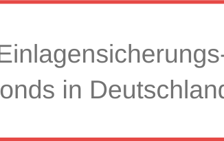 Einlagensicherungsfonds in Deutschland