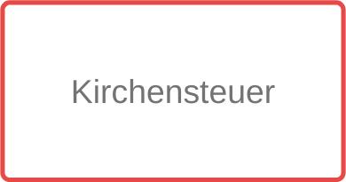 Kirchensteuer in Deutschland